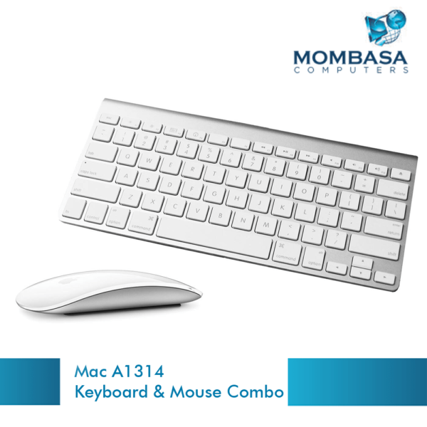 Apple Wireless Keyboard & Mouse Combo A1314