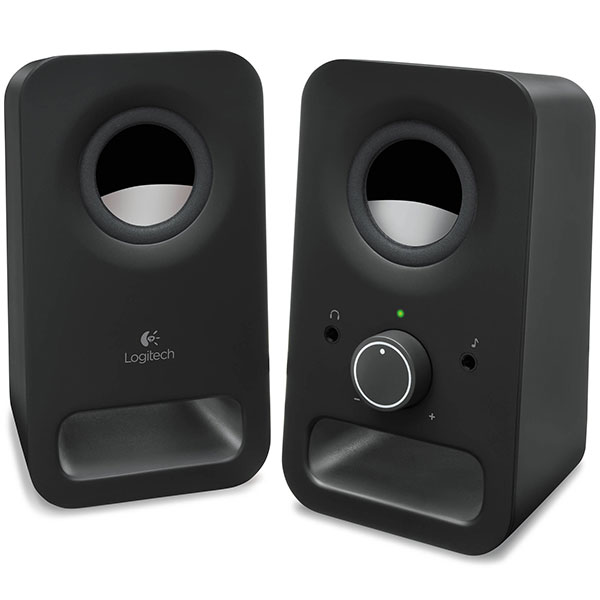 Logitech Z150 Multimedia Stereo Speakers